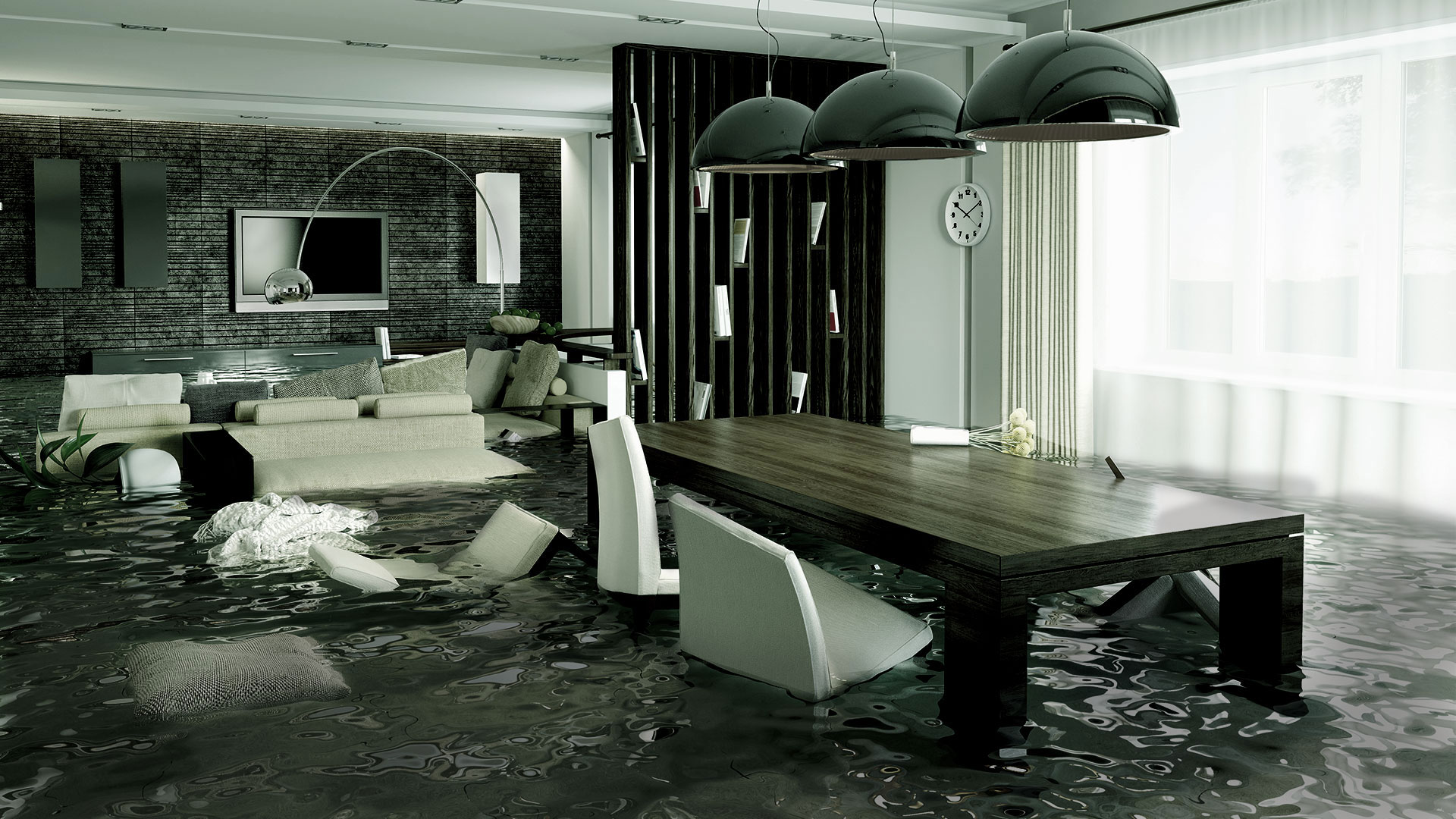 Blaine Water Damage Restoration